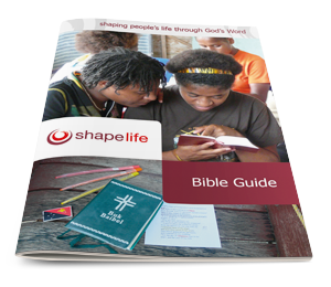 shape life - Bible Guide
